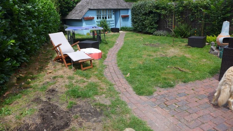 Garden design- what you can do in a small space