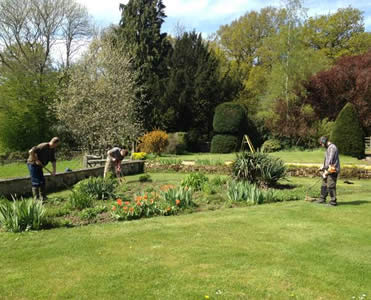 Garden maintenance Brighton